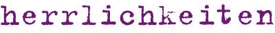 herrlichkeiten-Logo